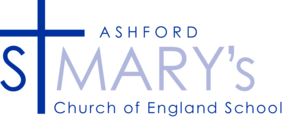 Ashford St Mary's School Logo