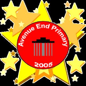 Avenue End Primary School Logo