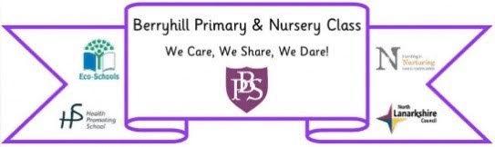 Berryhill Primary School Logo