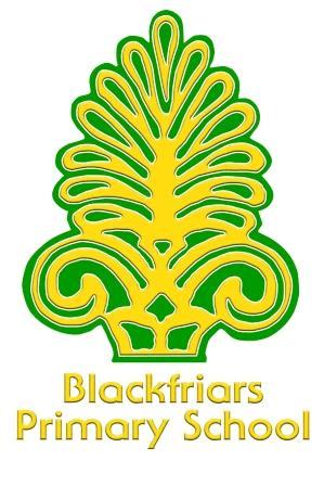 Blackfriars Primary Logo