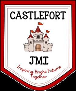 Castlefort JMI School Logo