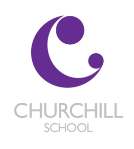 Churchill Special Free School Logo
