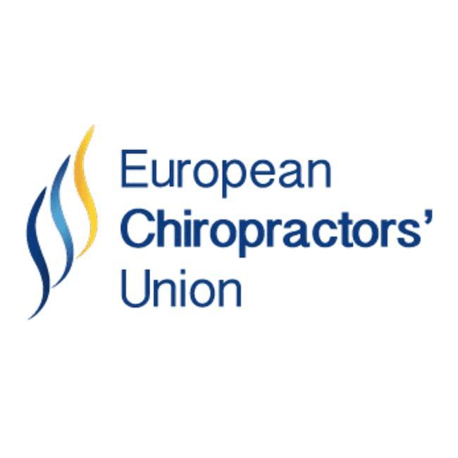European Chiropractors Union - Logo