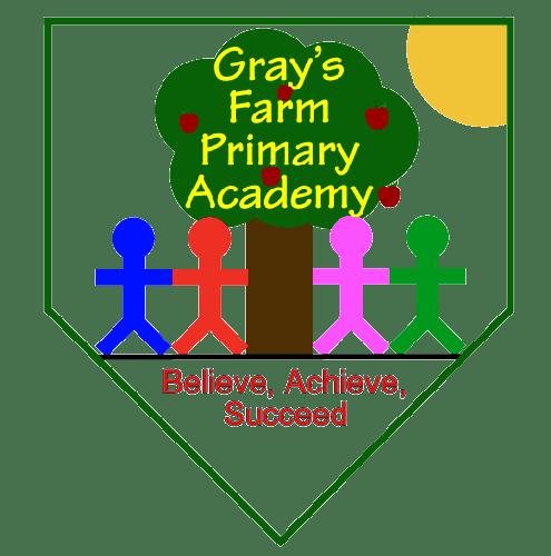 Grays Farm Primary Academy - Logo
